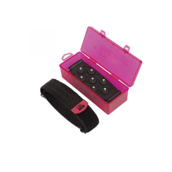 Agrippe neige portatif pour femme | Women's portable snowgrabber | Pilote et Filles