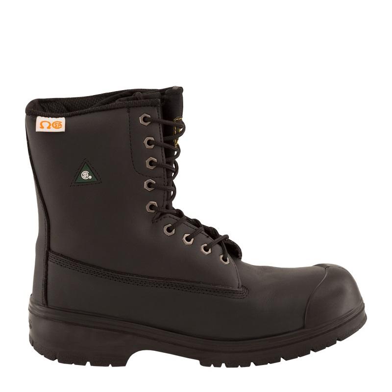 Work boots for men | Black | NAT'S | S320
