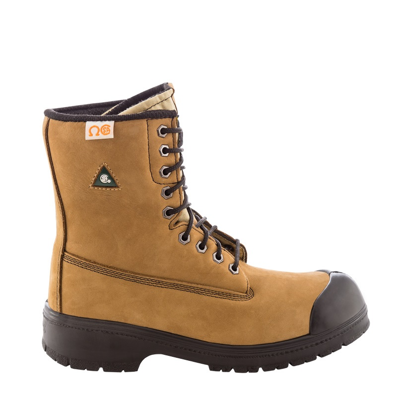 Work boots for men | Tan | NAT'S | S356