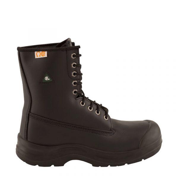 Men's work boots | Black | NAT'S | S420