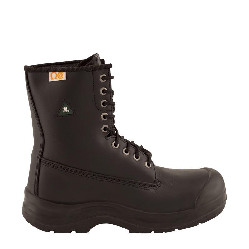 Work boots for men | Black | NAT'S | S420