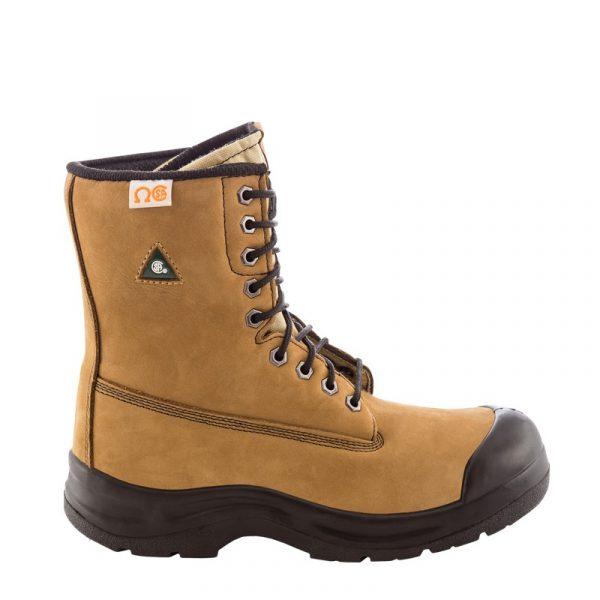 Men's work boots | Tan | NAT'S | S456