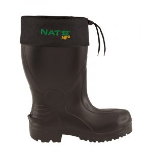 EVA safety boots for men | Black | NAT'S | 1550