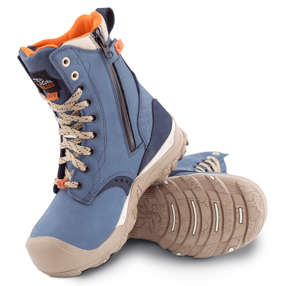 Waterproof Work Boots For Women P Amp F Workwear By Nat S