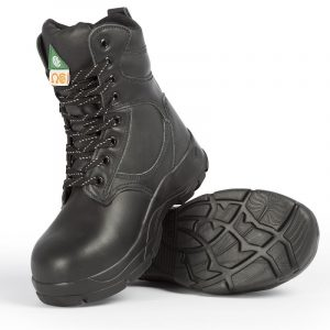 Work boots for women | Black | P&F Workwear | PF682