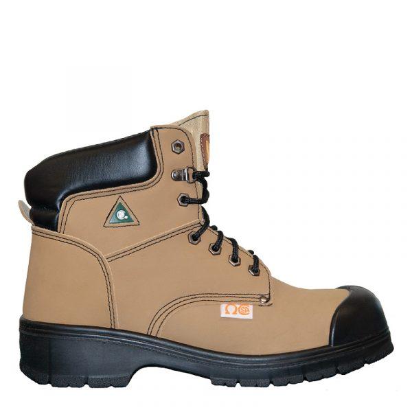 Botte de sécurité pour homme | Men's work boots| NAT'S