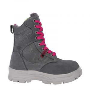 Work boots for women | Charcoal | P&F Workwear | PF688