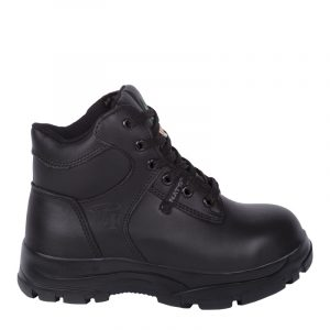 Work boots for women | Black | P&F Workwear