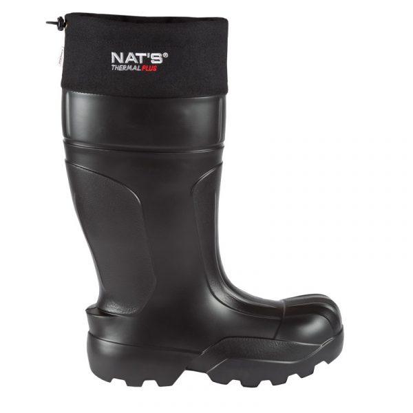 Men's EVA boots with thermal liner | Black | NAT'S | 1590