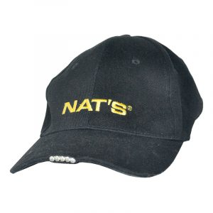 NAT'S cap with 5 LED lights - N700