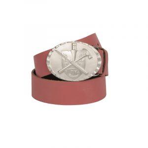 Ceinture en cuir pour femme | Women's leather belt | Pilote et Filles