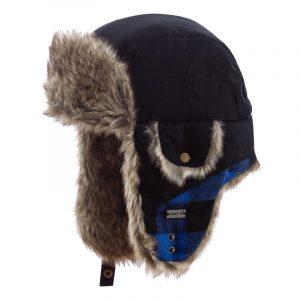 Chapeau style aviateur | Bleu | NAT'S | H220