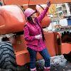 Chemise de travail en polar pour femme | Framboise | Pilote et Filles | PF420