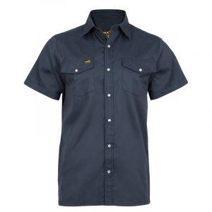 Chemise de travail homme |Marine |NAT'S |WR300