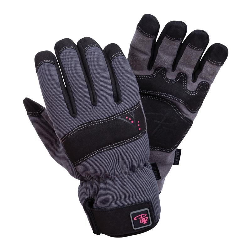 gants de travail pour femme pilote et filles par nat 39 s. Black Bedroom Furniture Sets. Home Design Ideas