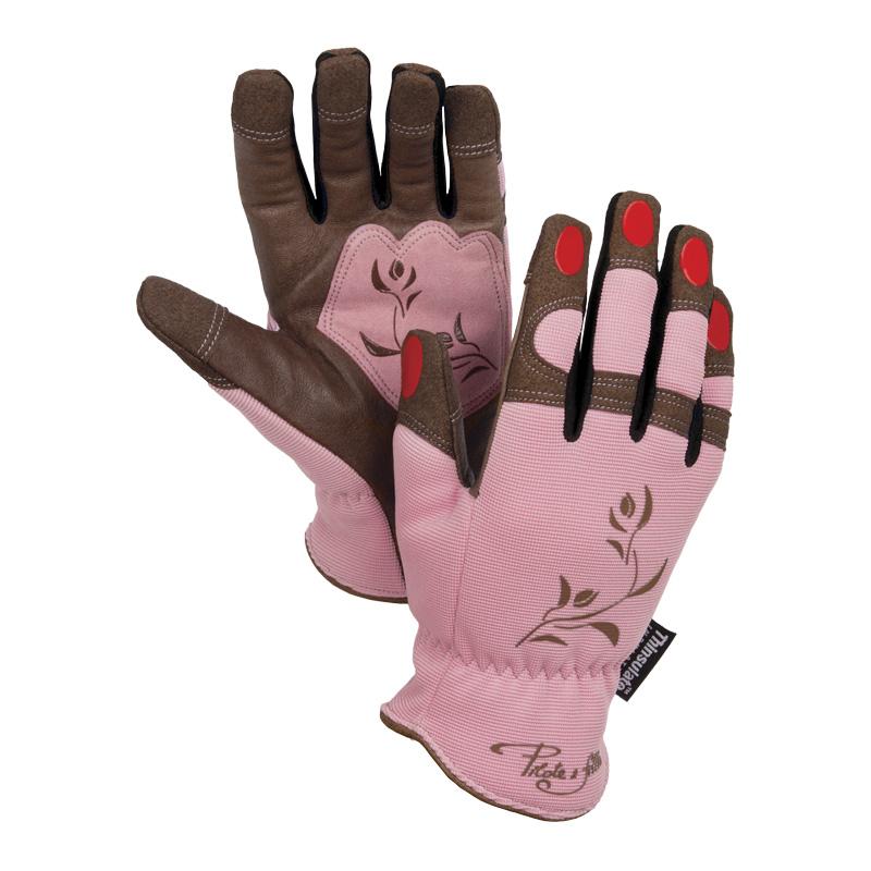 Gants de travail doublés pour femme | Women's insulated work gloves | Pilote et Filles