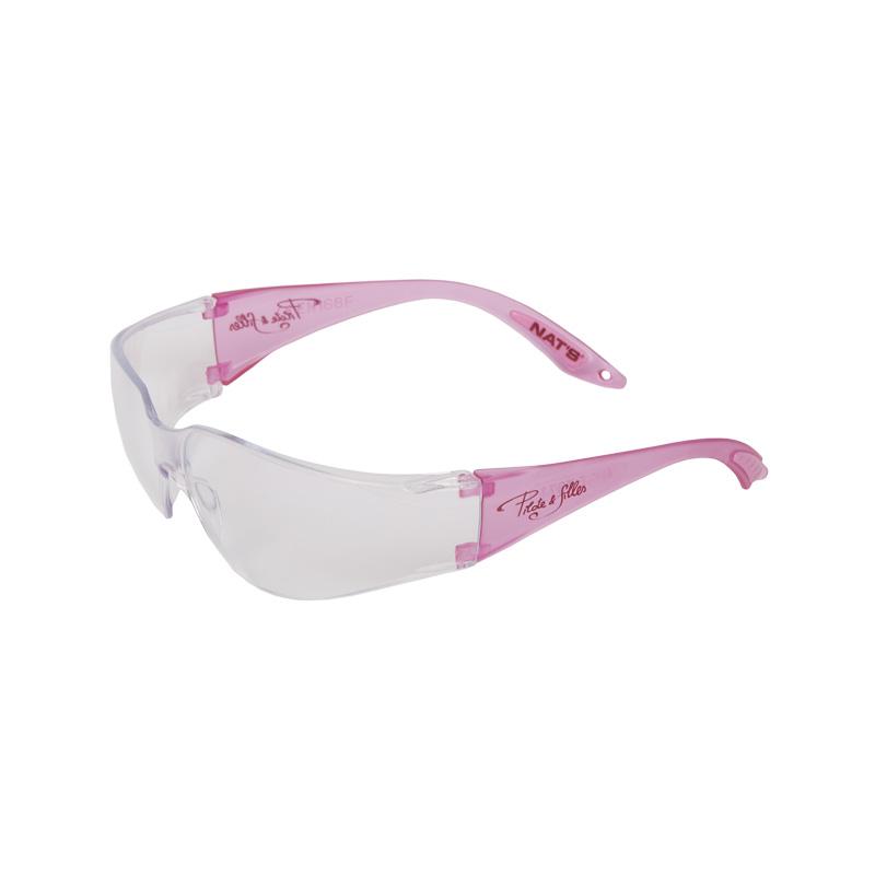 lunettes de s curit pour femme pilote et filles par nat 39 s. Black Bedroom Furniture Sets. Home Design Ideas