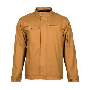 Manteau de travail extensible homme |Camel |NAT'S |WS617