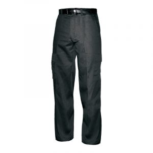 Men's cargo work pant | Black | NAT'S | WS250