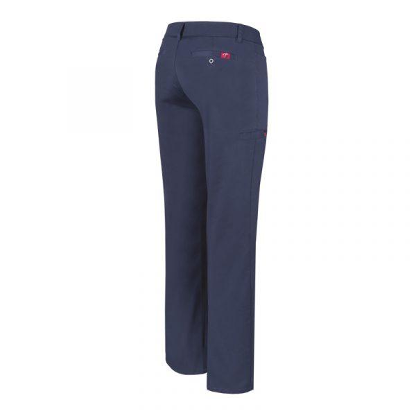 Pantalon de travail extensible pour femme | Women's stretch work pant | Pilote et Filles