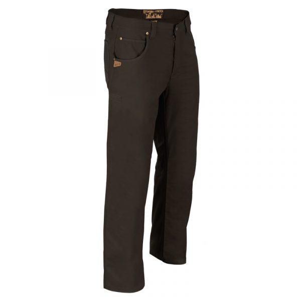 Pantalon de travail extensible homme |Noir | NAT'S |WS524