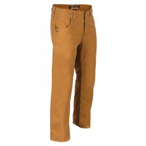 Pantalon de travail extensible homme |Camel |NAT'S | WS524