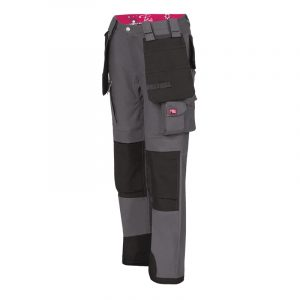 Pantalon de travail multi-poches pour femme | Women's multi-pocket work pant | Pilote et Filles
