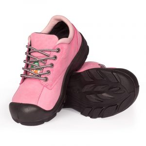 Work shoes for women | Pink | P&F Workwear | S555
