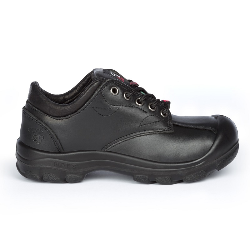 Work shoes for women | Black | P&F Workwear | S557
