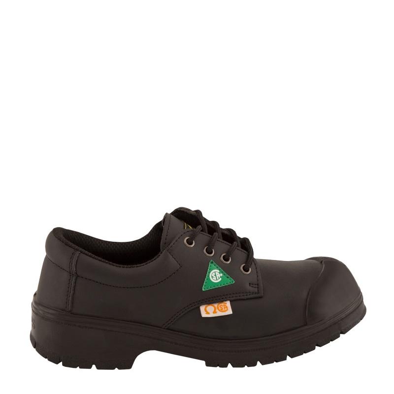 Men's work shoes | Black | NAT'S | S305