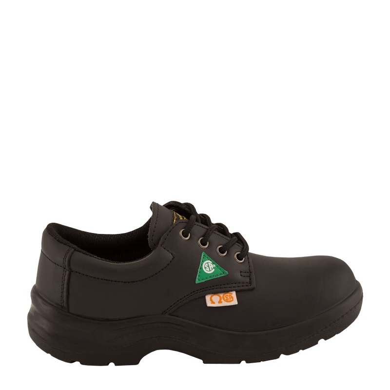 Men's work shoes | Black | NAT'S | S400