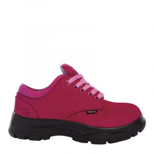 Work shoes for women | Raspberry | P&F Workwear | PF605