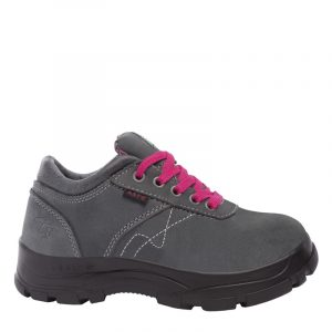 Work shoes for women | Charcoal | P&F Workwear | PF605