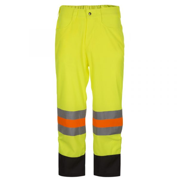 Flagman pant with reflective stripes | NAT'S |  HV273P