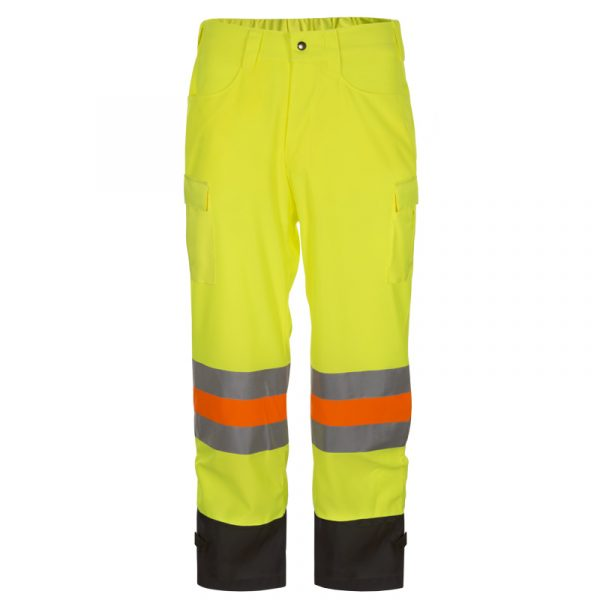 Flagman high visibility pant with reflective stripes | NAT'S | HV478P
