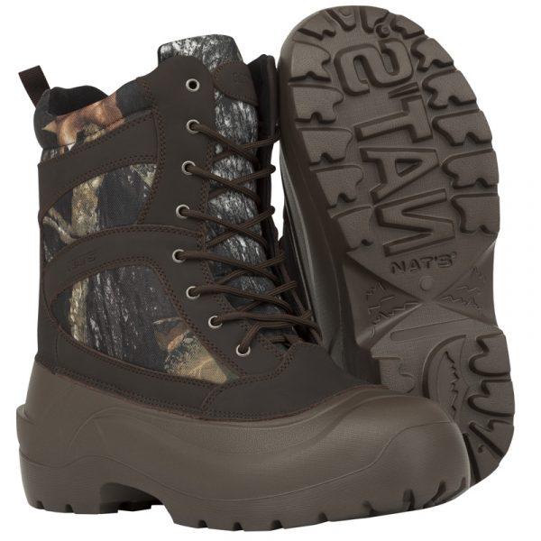 Camo winter boots | Ultra light | NAT'S | R530