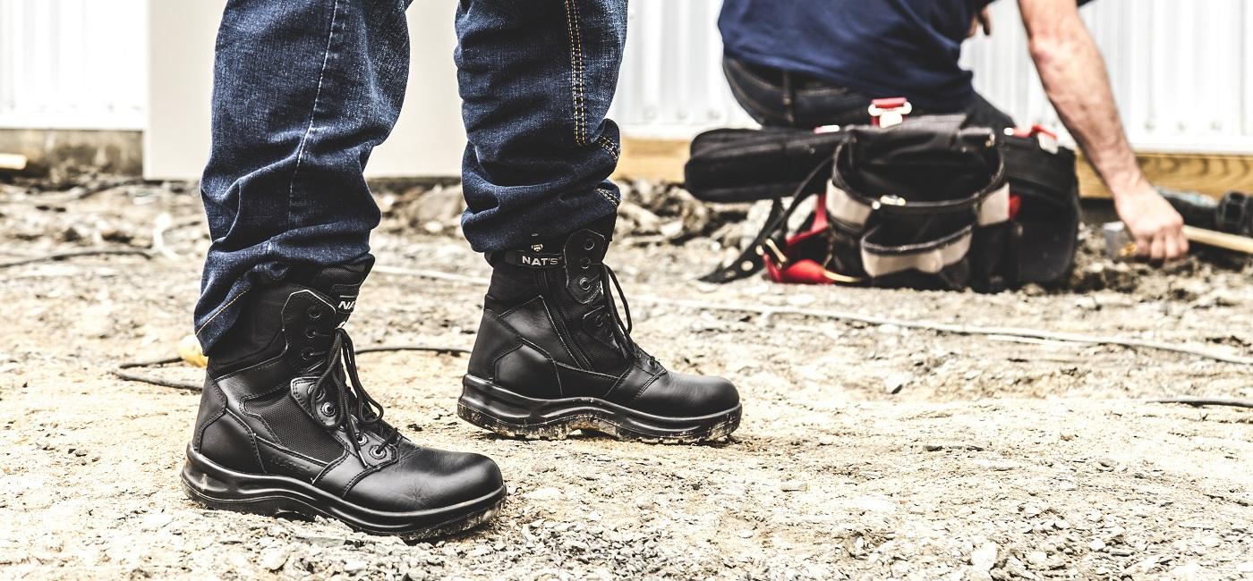 Bottes de sécurité NAT'S |NAT'S work boots