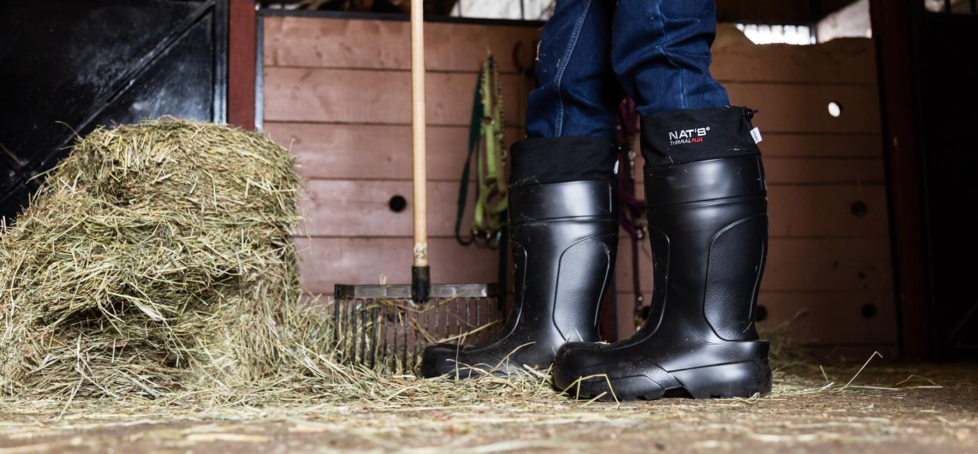 Bottes imperméables en EVA NAT'S |NAT'S EVA waterproof boots