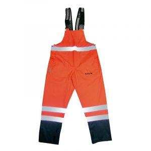 Pantalon haute visibilité imperméable | Orange | NAT'S | N842P
