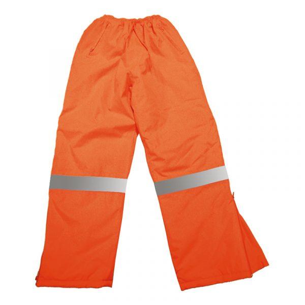 Pantalon haute visibilité | Orange | NAT'S | N015P