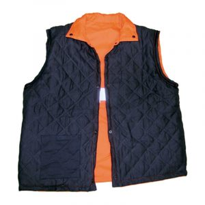 Manteau haute visibilité avec doublure détachable | NAT'S | N018J