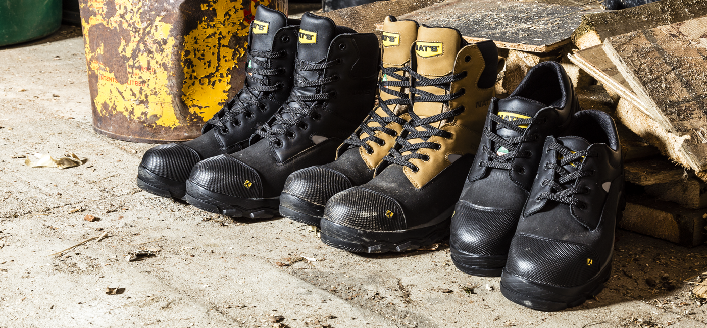 Work boots for men | NAT'S