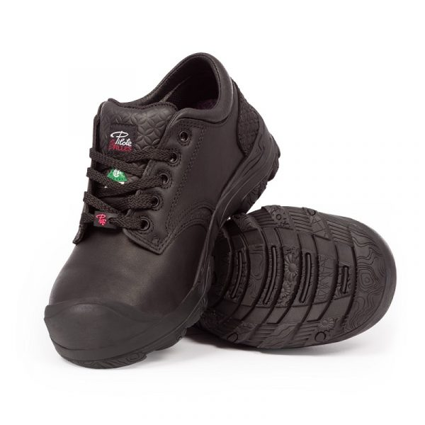 Work shoes for women | Black | P&F Workwear | PF622