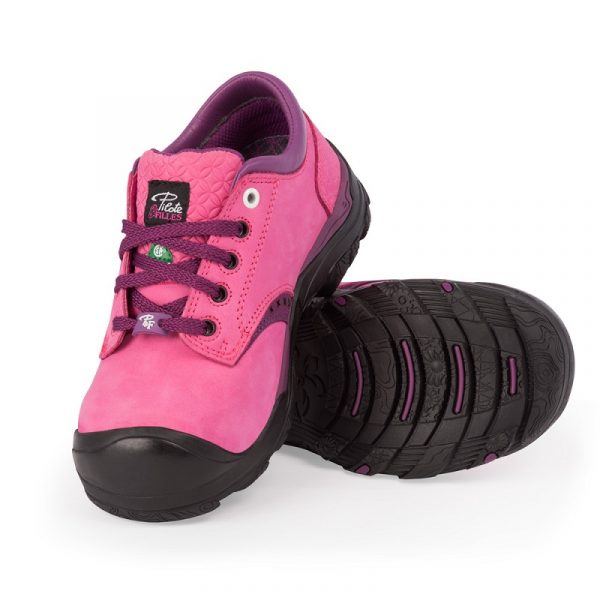 Work shoes for women | Pink | P&F Workwear | PF628