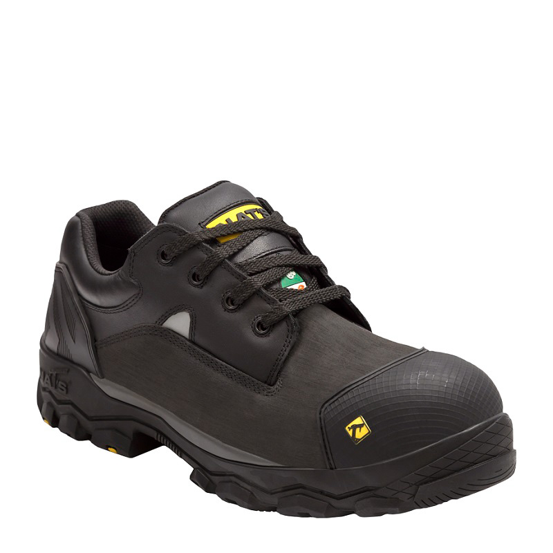 Work shoes for men | Black | NAT'S | S700