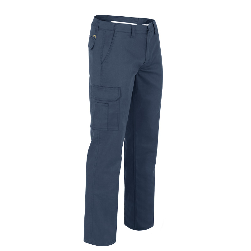 Men's cargo work pant │Navy│NAT'S│WR225