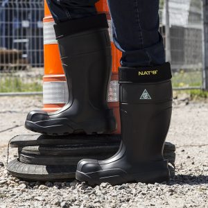 CSA Safety EVA boots with liner for men | NAT'S | 1595