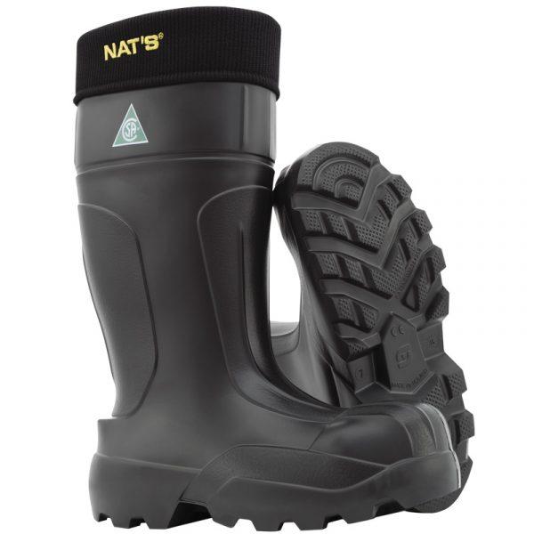 Botte de sécurité en EVApour homme certifiée CSA | NAT'S | 1595