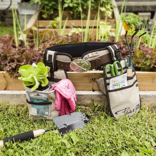 Ensemble de jardinage | Pilote et Filles