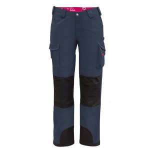 Multi-pocket work pant for women | Navy | P&F Workwear | PF875